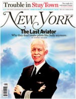 My Aircraft by Robert Kolker for New York Magazine