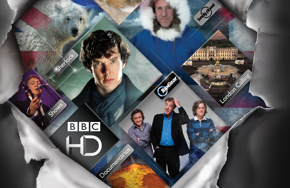 BBC HD MAGAZINE AD