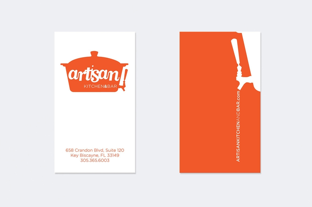 Artisan Kitchen & Bar. Logo/Image