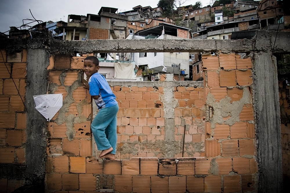 www.abctrust.org.uk - supporting education, art, film & sport projects set up by the community within the favelas to transform the lives of children living on the streets of Brazil. A mission close to my heart & one I have worked for & support.