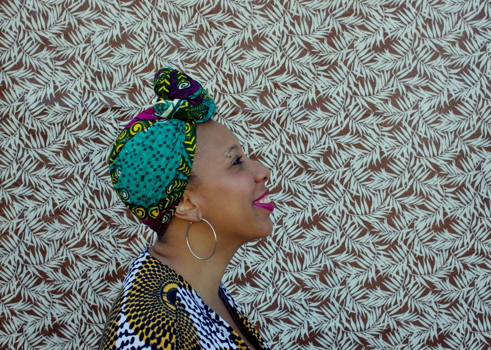 poet, educator, human  photo by Kwesi Abbensetts