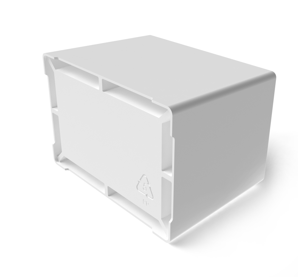 Injection Molded Bin