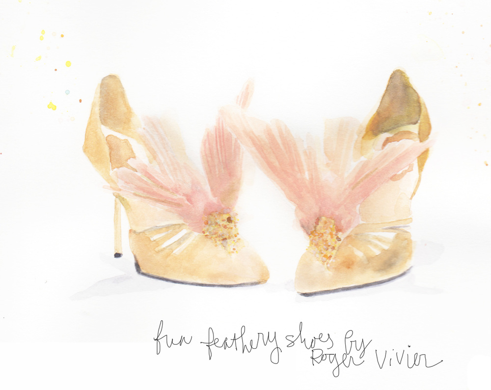Roger-Vivier-Bird-Shoes by Naomi Yamada