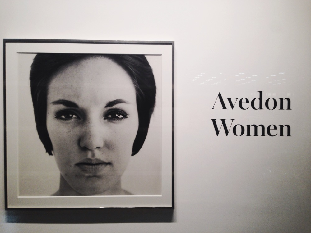 naomi yamada at richard avedon gagosian los angeles