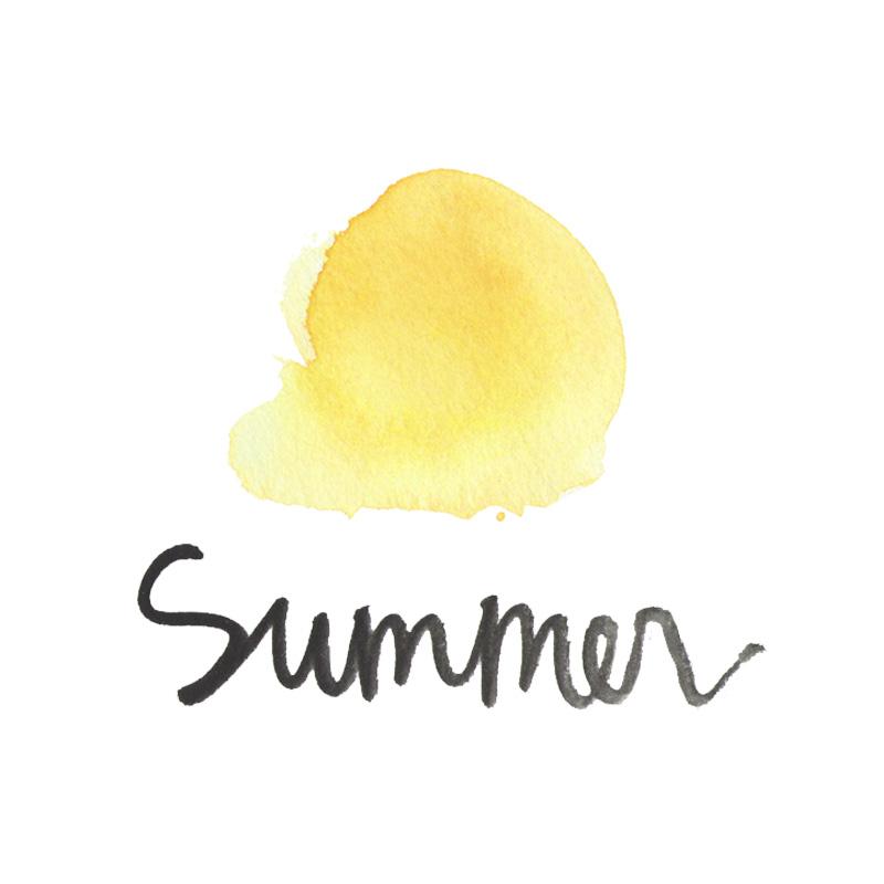 Summer Sunshine by Naomi Yamada