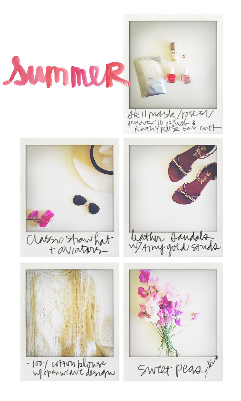 naomi yamada summer collage