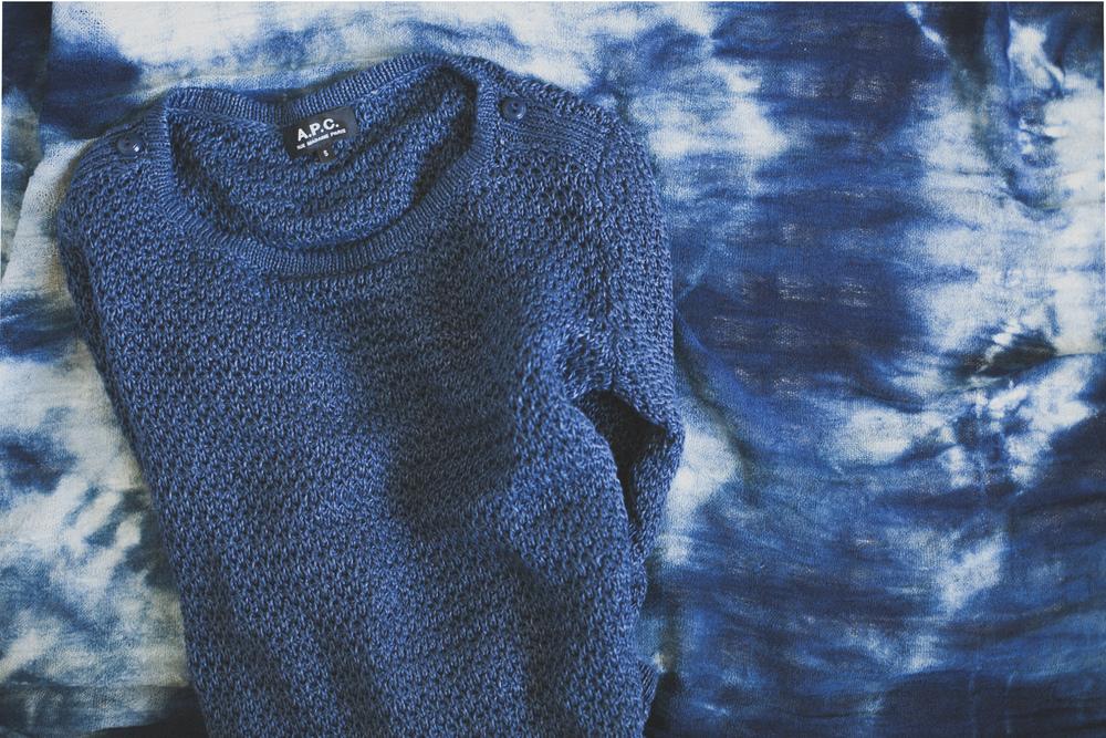 Naomi Yamada A.P.C. Sweater