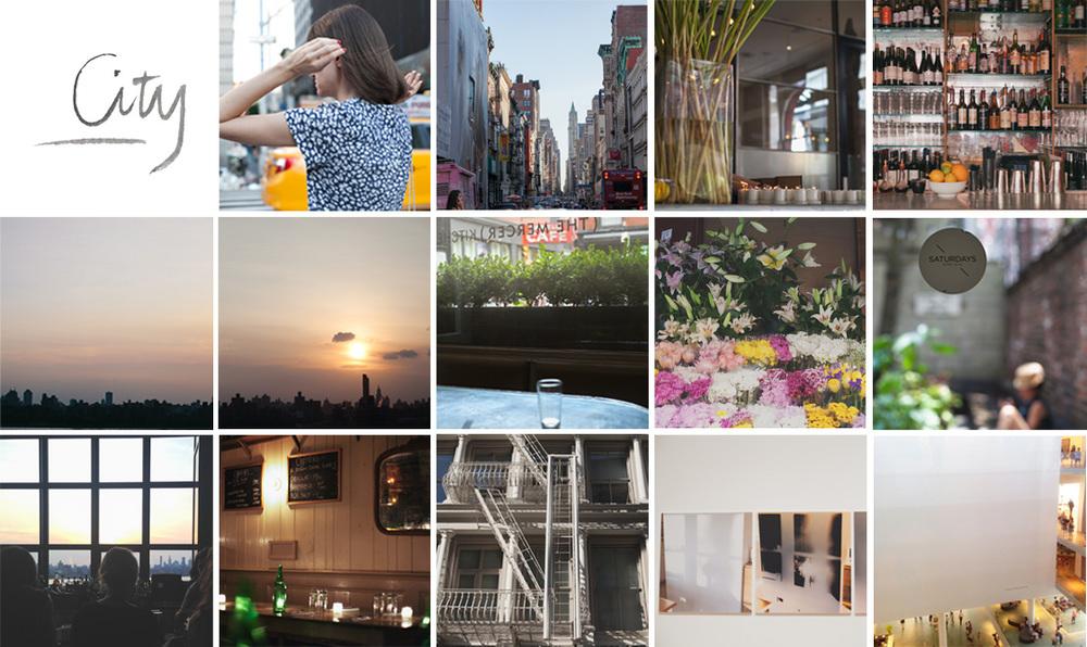 New York City Photo snapshots by Naomi Yamada
