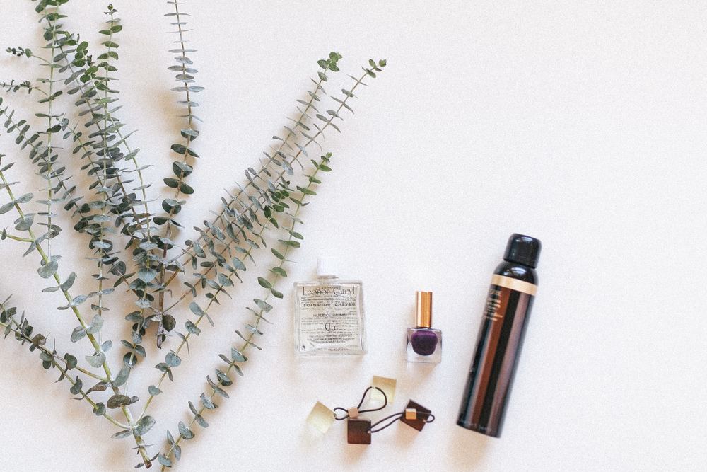 Summer beauty essentials by Naomi Yamada