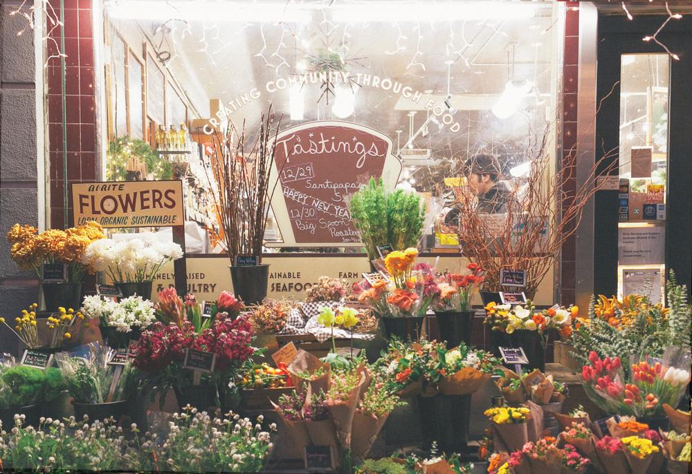 BiRite market in San Francisco by Naomi Yamada