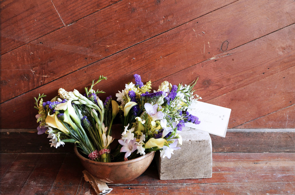 Flower bouquets for sale by Naomi Yamada