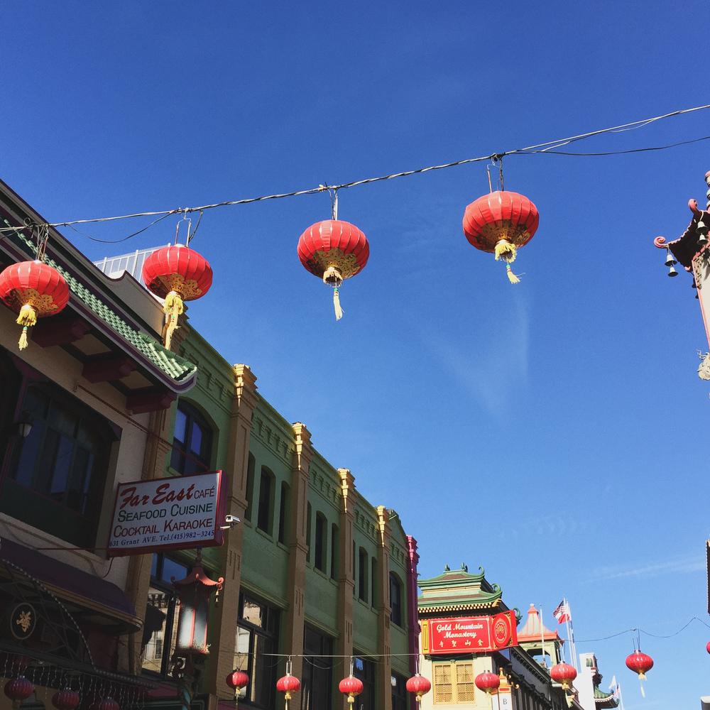 Naomi Yamada | San Francisco Chinatown