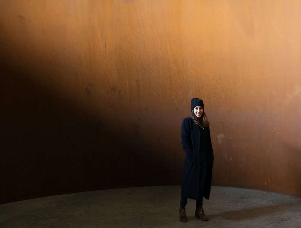 Richard Serra ta Dia Beacon