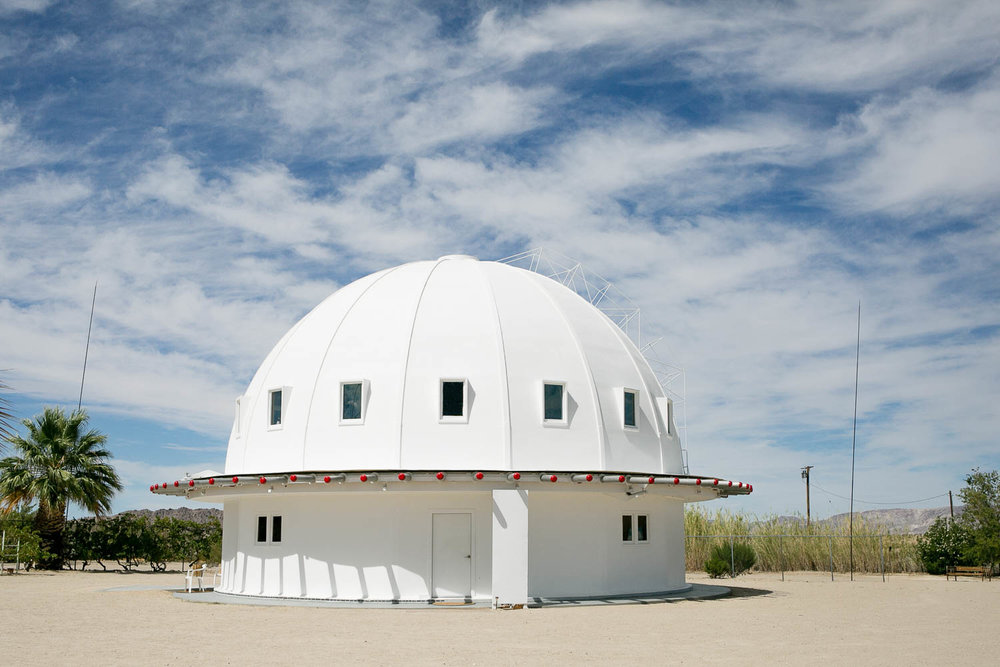 The amazing Integratron
