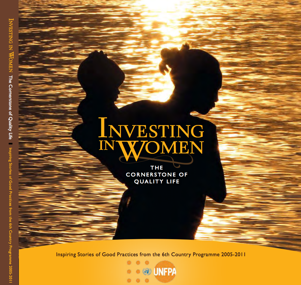 A book project for @UNFPA. Download the free PDF copy, details at http://bit.ly/Osv3MM http://fb.me/CUHhFPnN