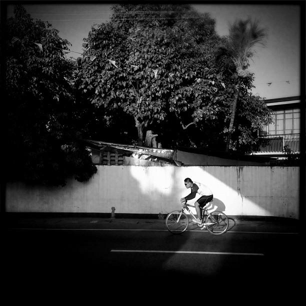 Bike ride (Taken with Instagram at San Marcelino, Zambales)