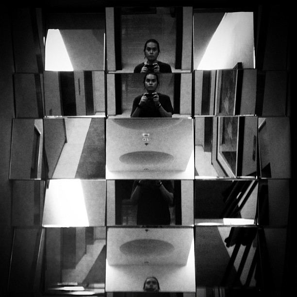 Sometimes I wish there were three of me. One would shoot; one would edit; and one would sleep for the both of them (Taken with Instagram at Adoboland)