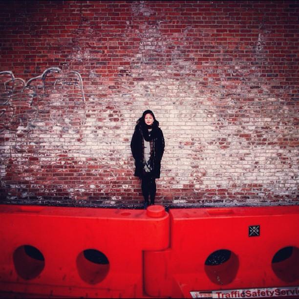 Happy David @Dumbo. Nueva York 2012 (Taken with instagram)