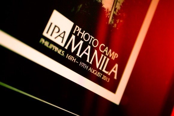 IPA PHOTO CAMP MANILA, Philippines | 16th – 19th August 2013