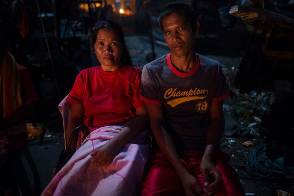 Lutero Family of Tanauan, Leyte. No casualties, no more house to live in. Calling for Tany Lutero of Amparo Caloocan
