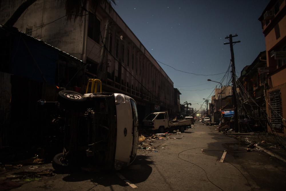 Downtown Tacloban City