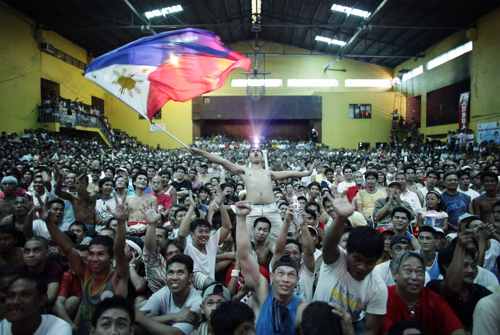 From abolishing the crime rate to giving disaster victims renewed morale, Pacquiao's effect on a nation is unprecedented.