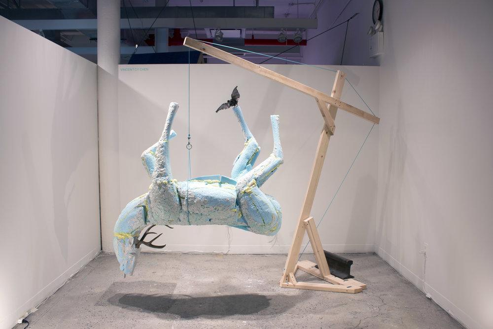 How's It Hanging My Deer?