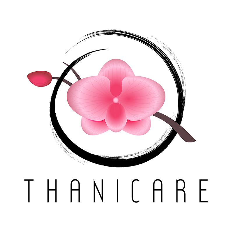 Thanicare is an end-of-life services company specializing in horses, large animals and pets. They wanted something subtle, soft and feminine that took the emphasize off death and placed it on comfort.