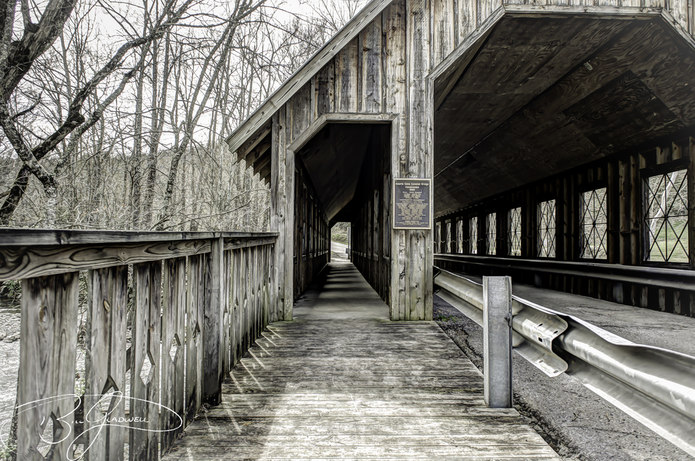 Covered Bridge — Bill Gladwell