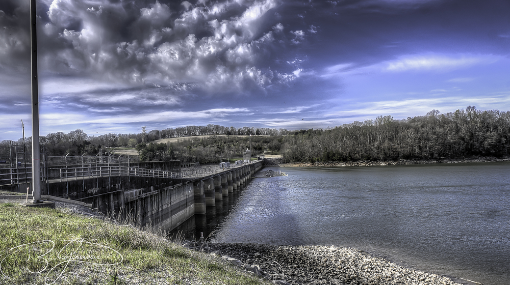 Douglas Dam — Bill Gladwell