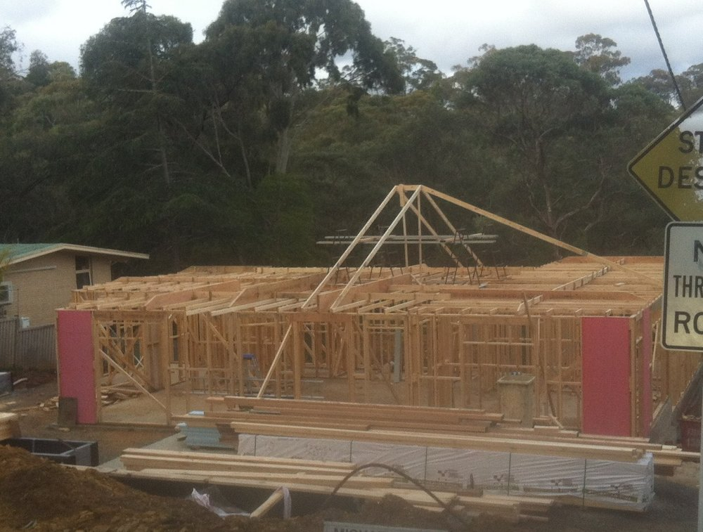 House Frames, Carpentry Adelaide