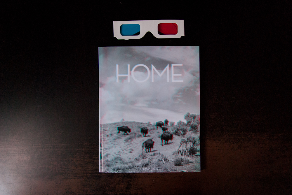 Home 3D book