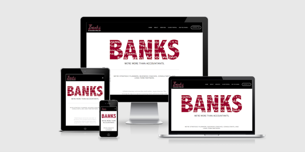 Banks and Associates Websites