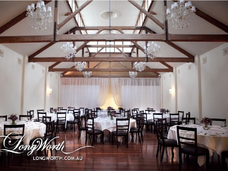 Longworth House  Venue Location: Newcastle, NSW