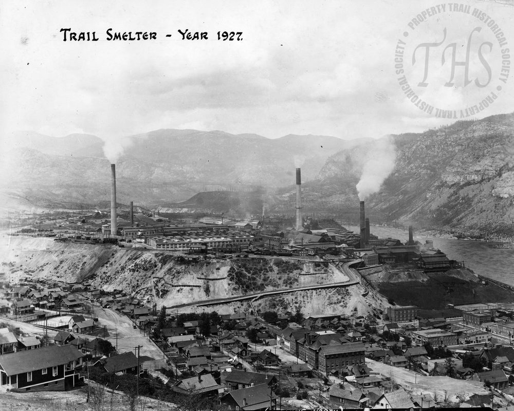 Trail Smelter (Hughes) - 1927