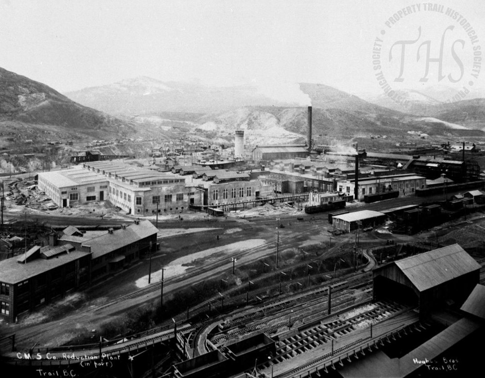 Electrolytic zinc plant (Hughes) - 1929