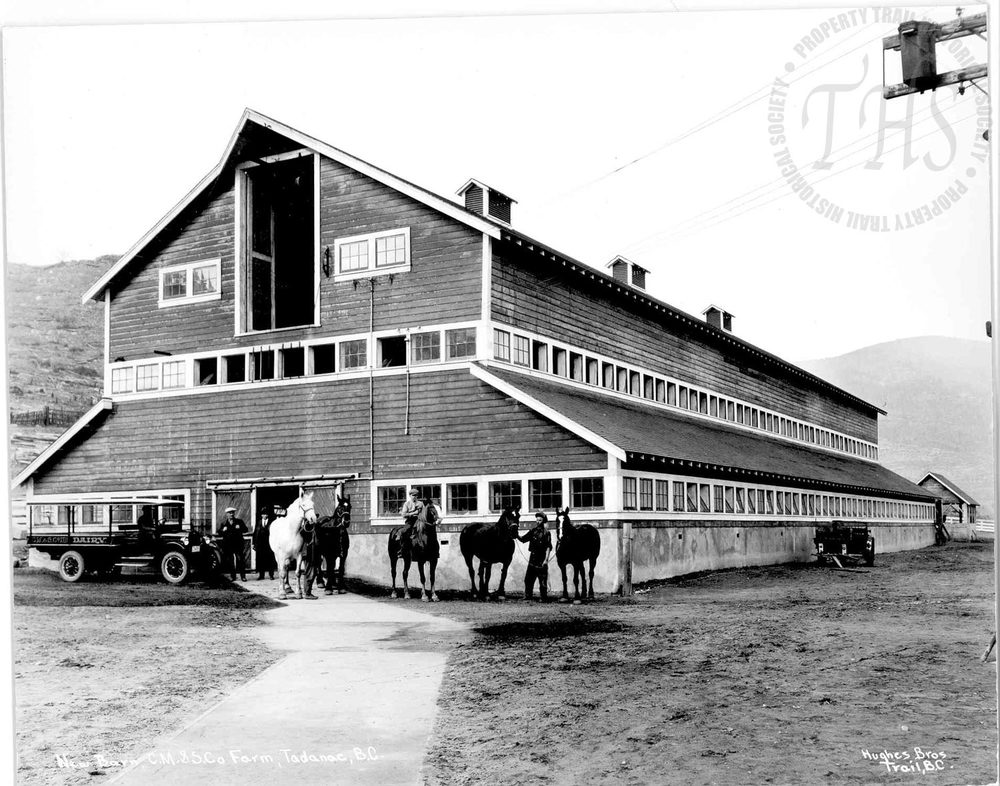 CM&S Company Farm (Hughes) - 1925