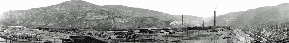 Trail Smelter & Gulch (Hughes) - 1930