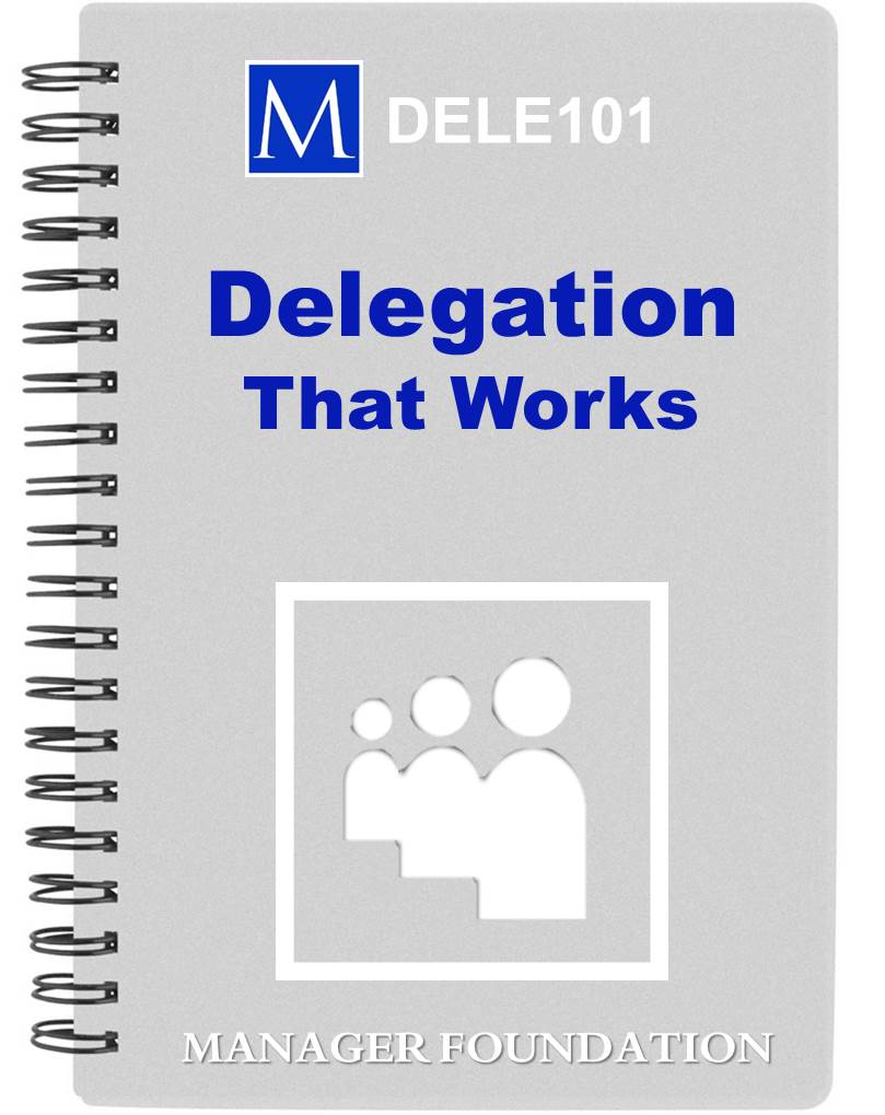 How to use delegation to get more done and free up your time to focus on priorities. A delegation process that works