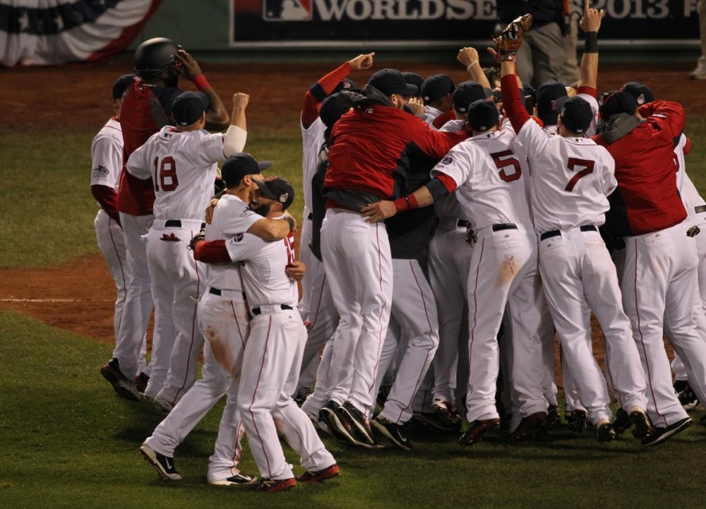 Blog comparing the Boston Red Sox Team Performance and how we underestimate new hires pic