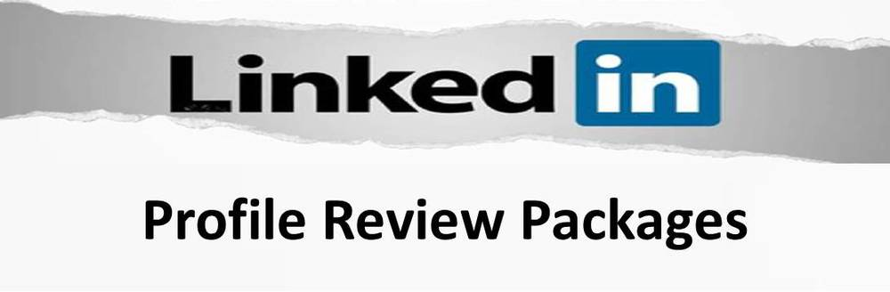 LinkedIn Profile Review Service Packages
