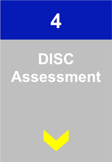 Use a DISC behavioral assessment when interviewing job candidates to match the right person to the right job