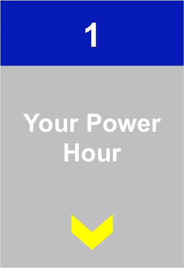 Your Power Hour how to Stick to Your Self Development Guide Jpeg