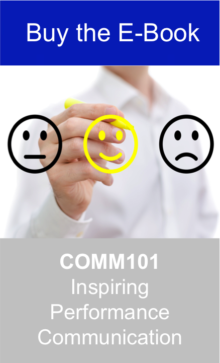 Inspiring Performance Communication Product Pic
