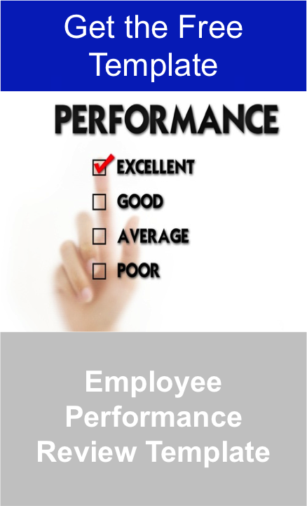Employee Performance Review Template Free Download Jpeg