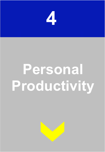 Improve your personal productivity with 5 of the best productivity tips and better time management Jpeg