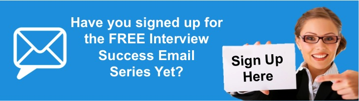 Sign Up to the Interview Success Email Series Jpeg
