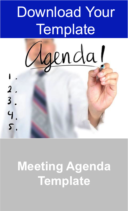 Download Your Free Meeting Agenda Template Jpeg