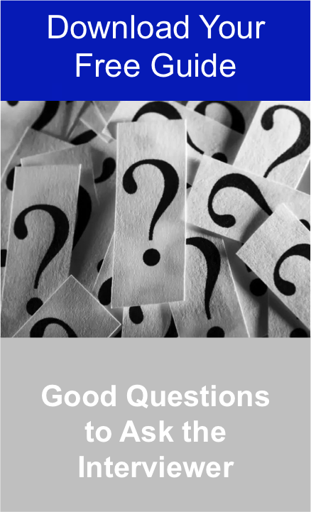 Good Interview Questions to Ask the Interviewer - Download Your Free Guide Jpeg