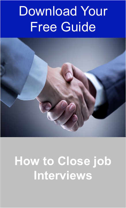 Find Out How to Close Job Interviews for Interview Success Jpeg